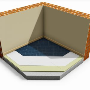 E-Therm slim solid floor insulation