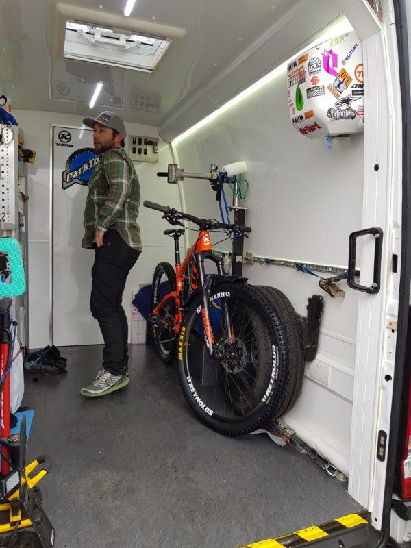 Aerogel Bike insulation Enviroform